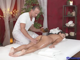 Erotic massage shag for gorgeous brunette Shrima Malati