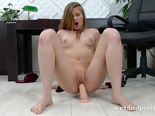Sarah Key in My First Discretion at PuffyNetwork